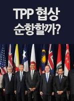 TPP 협상 순항할까?