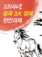 2014년 중국 3大 경제 현안과제